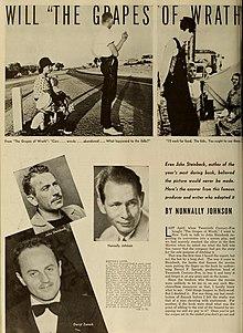 John Steinbeck - Wikipedia