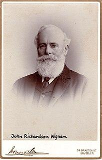 John Richardson Wigham Lighthouse engineer