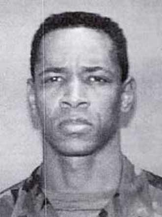 John Allen Muhammad - Muhammad during his time in the military