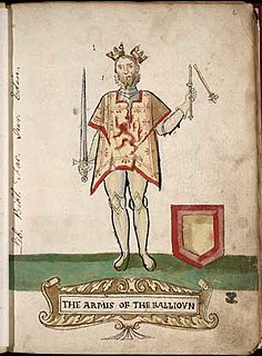 John Balliol King of Scots