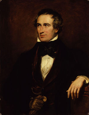 John Burnet (painter) - Portrait of John Burnet by William Simson, 1841