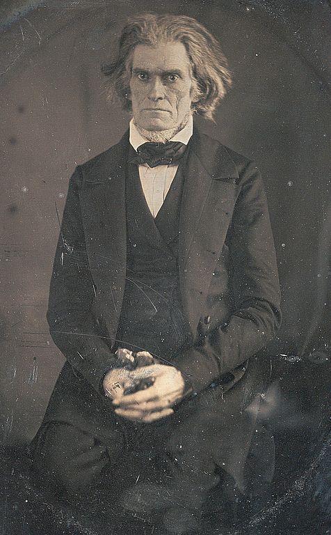 File:John C Calhoun by Mathew Brady, March 1849.jpg