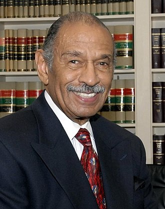 John Conyers - Image: John Conyers official photo