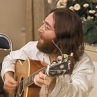 John Lennon - Lennon at the Montreal Bed-in, 1969