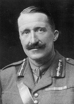 John Vaughan Campbell - Brigadier General John Campbell, c.1917–18
