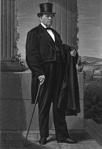 Illinois's 1st congressional district - Image: John Wentworth of Chicago