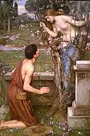John William Waterhouse - Phyllis and Demophoon, 1897.jpg