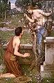 John William Waterhouse - Phyllis and Demophoon, 1897.jpg