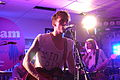 Johnny Borrell @ Oxjam 29th September 2010 (5038058332).jpg