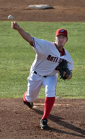 Jordan Zimmermann rehab start 2010.jpg