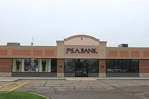 JoS. A. Bank Clothiers - Jos. A. Bank store, Arborland Center