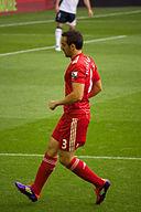 Jose Enrique Liverpool vs Bolton 2011
