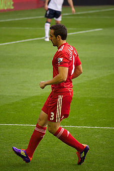 Jose Enrique Liverpool vs Bolton 2011.jpg