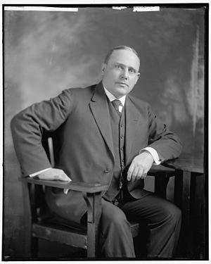 Joseph M. Dixon - Image: Joseph M Dixon