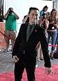 Joseph Gordon Levitt at the 2011 TIFF premiere of Fifty-fifty (6782877868).jpg