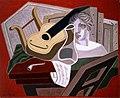 Juan Gris - La table du musicien - Google Art Project.jpg