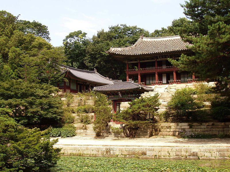 File:Juhamnu, Changdeokgung - Seoul, Korea.JPG