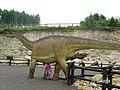Jurapark Baltow, Poland (www.juraparkbaltow.pl) - (Bałtów, Polska) - panoramio (2).jpg