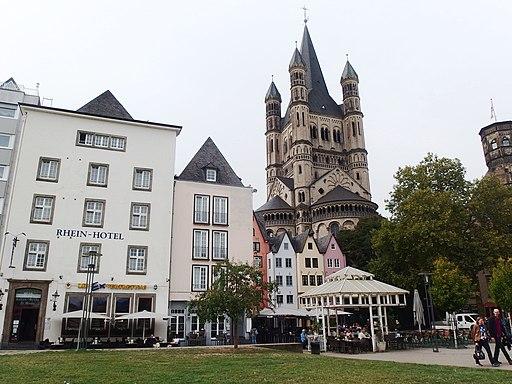 Köln, Fischmarkt (3)