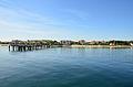 Kühlungsborn, Blick auf die Seebrücke von der Seeseite (3).JPG