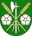 Coat of arms of Křešice