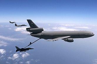 McDonnell Douglas KC-10 Extender - Image: KC 10 Extender (2151957820)