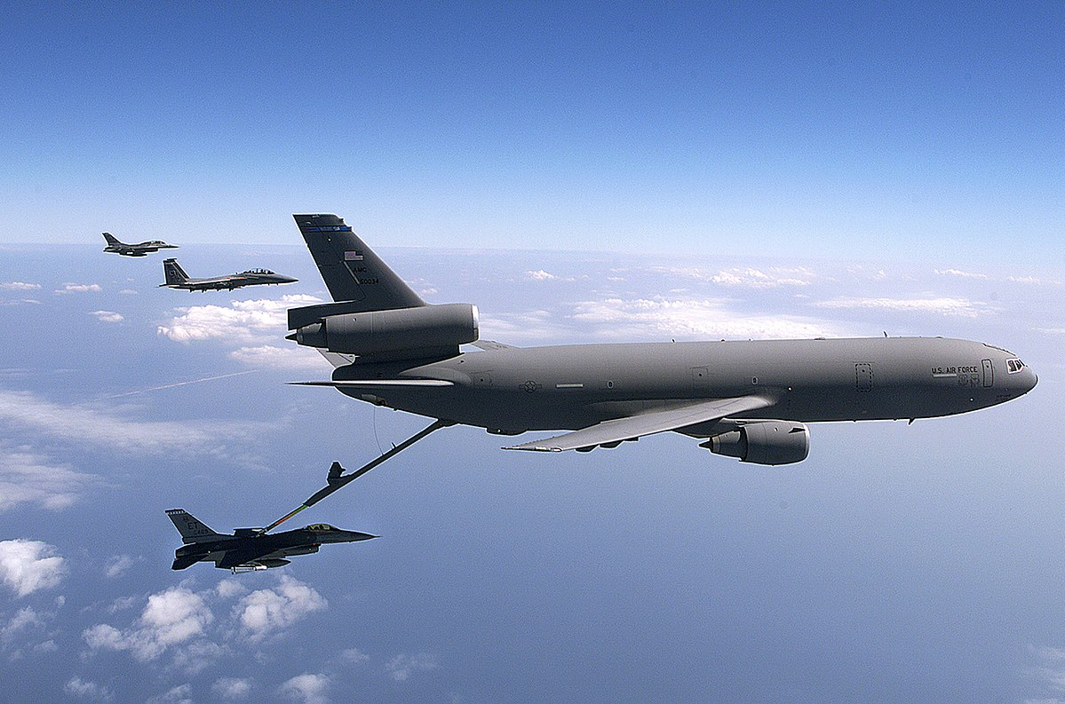 Idea Air force refueling aircraft Such casual