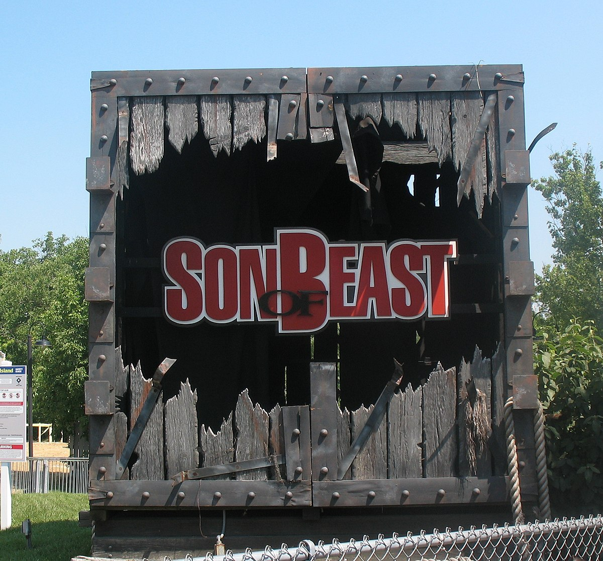 Son Of Beast Wikipedia