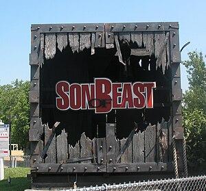 Son of Beast - Image: KI SOB Entrance