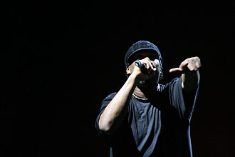 KRS-One - KRS-One performing in 2007.