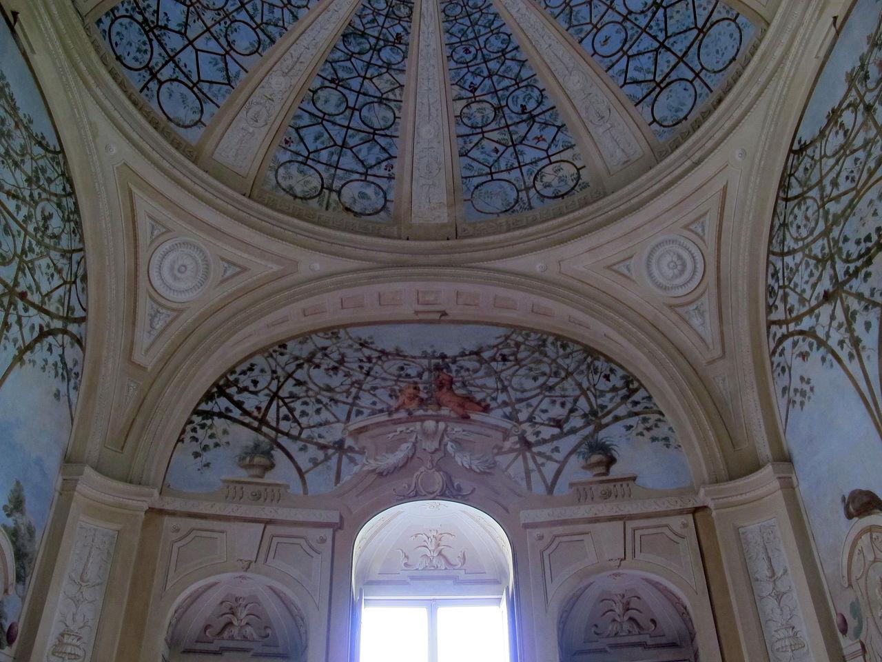 Firenze, interno del Kaffeehaus del Giardino di Boboli, Firenze