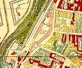 Kaiserliches Zeug- oder Gießhaus Map Vienna Steinhausen 1710.jpg