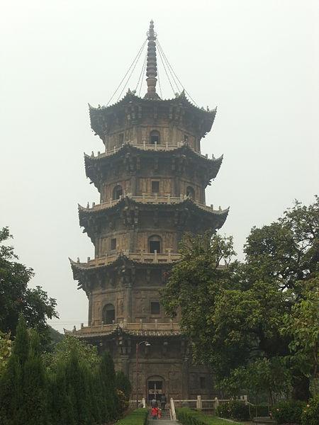 Archivo: Templo Kaiyuan - Renshou Pagoda - DSCF8595.JPG