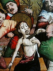 Torture of St. Barbara