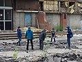 Kaluga, Marata 2 - demolition of former city market (36799883214).jpg