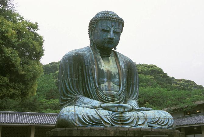 Buddha, Kamakura, Japan