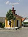 Kamenný Přívoz, Hostěradice, chapel.jpg