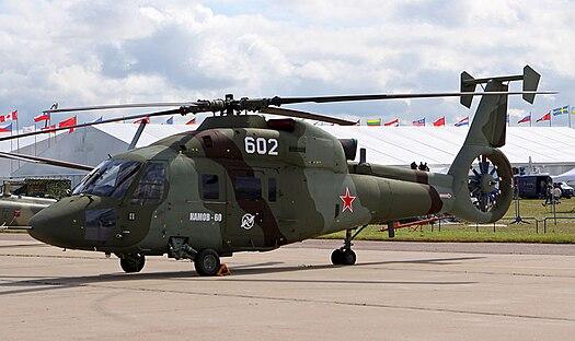كاموف كا 60 اوركا  (الحوت القاتل) 525px-Kamov-Ka-60