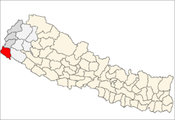 Kanchanpur district location.png