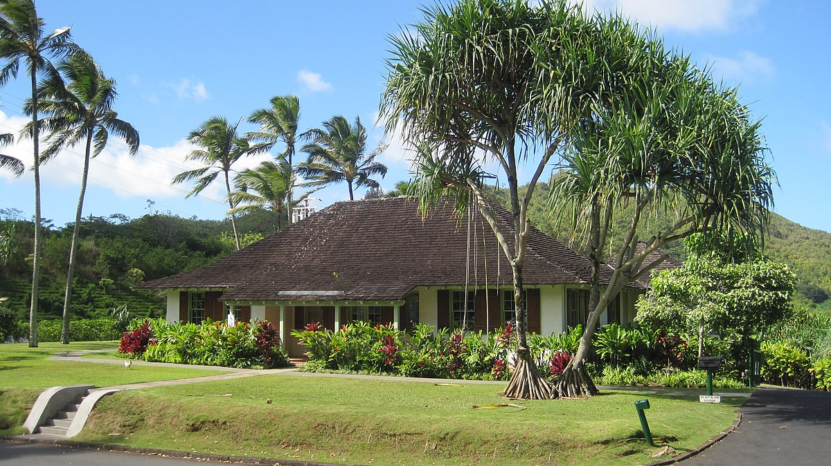 Kaneohe Ranch Building - Wikipedia
