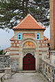 Kapela Svetog Đorđa, manastir Žiča.jpg