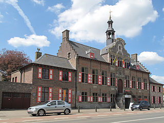 Kaprijke Municipality in Flemish Community, Belgium