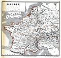 Karte aus dem Buch Römische Provinzen von Theodor Mommsen 1921 07.jpg