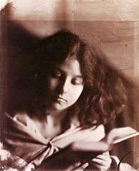 Kate Keown Reading, by Julia Margaret Cameron.jpg