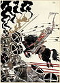 Kay Nielsen - East of the sun and west of the moon - the widow's son- the Lad in the Battle.jpg