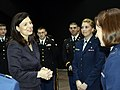 Kelly Ayotte speaks with Company Grade Officers with the New Hampshire National Guard.jpg