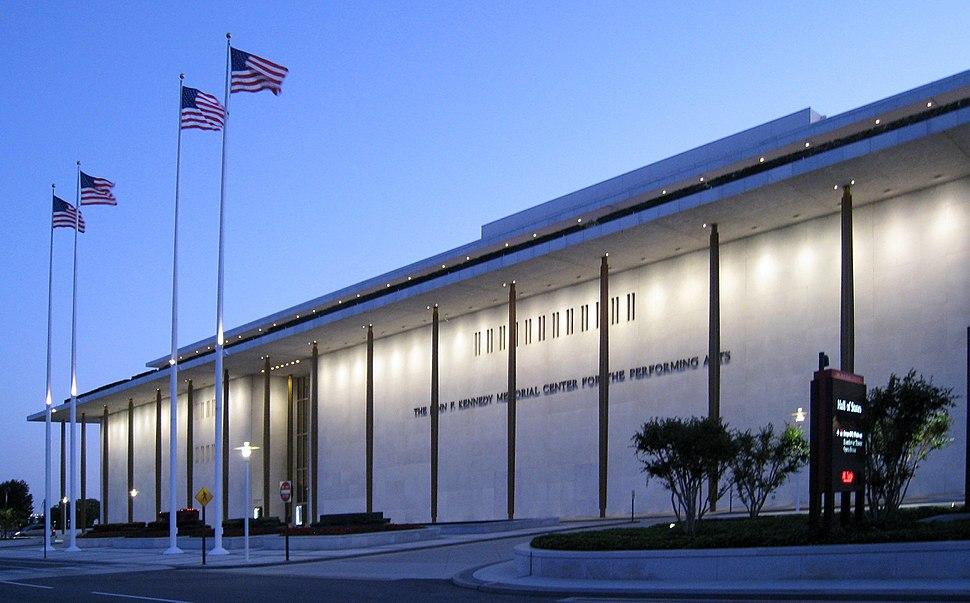 Kennedy Center at Dusk