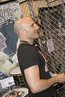 Kenny Aronoff American drummer