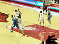 Kentucky at Arkansas basketball, 2013 004.jpg