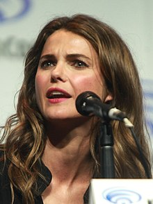 Keri Russell at the 2014 WonderCon
